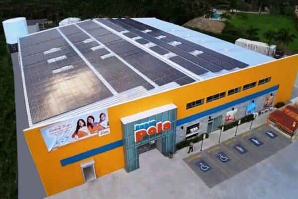 Supermercado Pola 154.56 Kwp